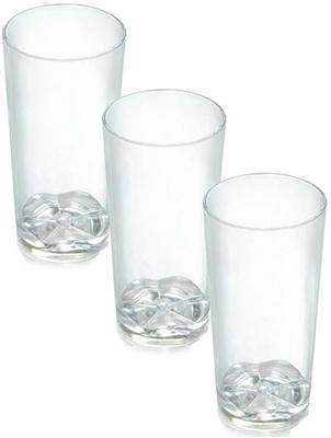 Zappy 1 75 Oz Crystal Whiskey Glasses Shooter Glasses